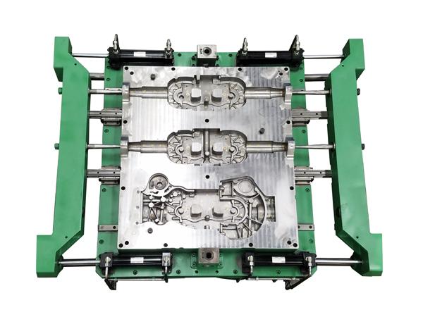 主体芯芯盒模具
