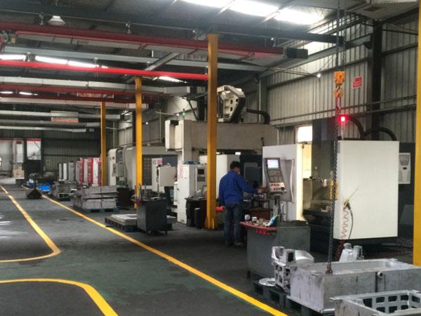 CNC加工中心区